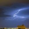 Thunderstorm in Hergla