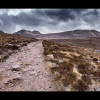 Road to Loch Na H Oidhche
