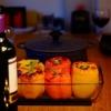 Cinnamon Lotus Stuffed Peppers