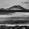 Lanzarote across the sea
